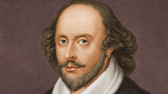 Image: William Shakespeare (Getty Images)