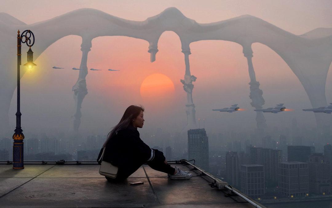 Komu w drogę…#Chaos życia a lęki przyszłości.