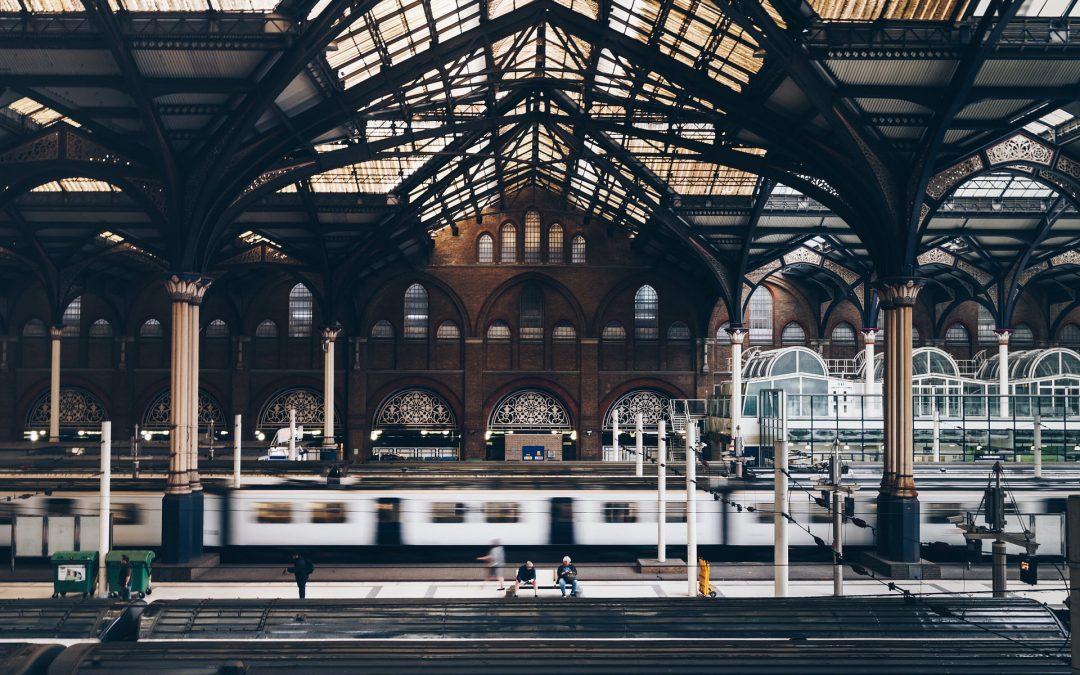 Dokąd zmierza pociąg… albo podróż Twojego życia